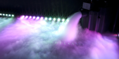 smoke machine 2
