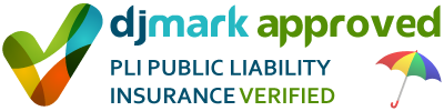 DJ Mark Logo